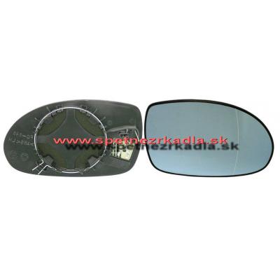 Spätné Zrkadlo Citroen C5 Break - Pravý kryt zrkadlaĽavé sklo zrkadla s pl. držiakom, vyhrievané, asferické