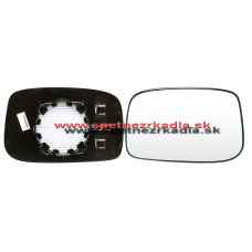 Spätné Zrkadlo Citroen C8 - Ľavé sklo zrkadla s pl. držiakom, vyhrievané, konvexné - A6431854