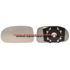 Spätné Zrkadlo Fiat Brava - Ľavé sklo zrkadla s pl. držiakom, konvexné - A6401499