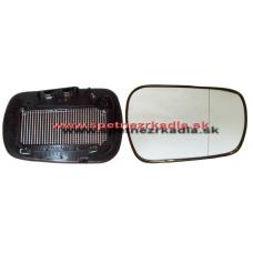 Spätné Zrkadlo Ford Fiesta 04/02 - 10/05 - Spätné zrkadlo Ford Fiesta - Ľavé sklo zrkadla s pl. držiakom, asferické - 10/05 - A6451387