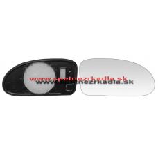 Spätné Zrkadlo Ford Focus 10/98 - 11/04 - Spätné zrkadlo Ford Focus - Ľavé sklo zrkadla s pl. držiakom, konvexné - A6401399