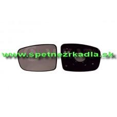 Spätné Zrkadlo Hyundai i10 - Ľavé sklo zrkadla s pl. držiakom, konvexné - 76.66.215