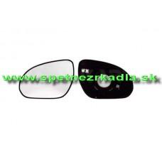 Spätné Zrkadlo Hyundai i30 - Ľavé sklo zrkadla s pl. držiakom, vyhrievané, asferické - A6471583