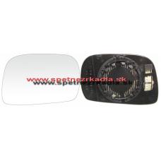 Spätné Zrkadlo Opel Agila A - Ľavé sklo zrkadla - A9501438
