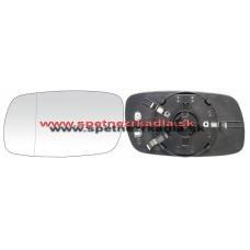 Spätné Zrkadlo Opel Astra F - Ľavé sklo zrkadla s pl. držiakom 09/94 - - A6401436
