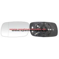 Spätné Zrkadlo  - Ľavé sklo zrkadla s pl. držiakom 09/94 - - A6401436