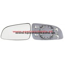 Spätné Zrkadlo Opel Astra H GTC - Spätné zrkadlo Opel Astra H GTC- Ľavé sklo zrkadla s pl. držiakom, vypuklé - A6401438
