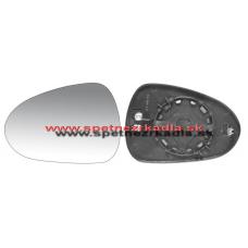 Spätné Zrkadlo Seat Ibiza 06/08 - 04/12 - Spätné zrkadlo Seat Ibiza - Ľavé sklo zrkadla s pl. držiakom, konvexné - A6401803