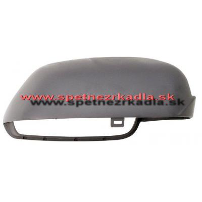 Spätné zrkadlo Škoda Octavia 2 - Ľavý kryt zrkadla