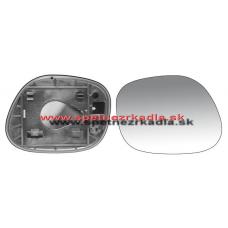 Spätné Zrkadlo Toyota RAV 4 I. - Ľavé sklo zrkadla s pl. držiakom, konvexné - A6401958