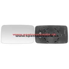 Spätné Zrkadlo Volkswagen Golf III. Variant - Ľavé sklo zrkadla s pl. držiakom, asferické - A6451125