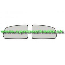Spätné Zrkadlo Kia Rio II. - Ľavé sklo zrkadla s pl. držiakom, konvexné - 78.19.215O