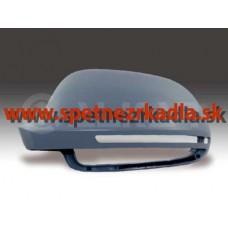 Spätné Zrkadlo Audi A6 10/08 - 01/11 - Spätné zrkadlo Audi A6 - Ľavý kryt zrkadla so smerovým svetlom - A6341795