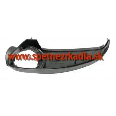 Spätné Zrkadlo Škoda Fabia Combi II. - Spätné zrkadlo Škoda Fábia 2 - Ľavý kryt zrkadla spodný - 40.24.213O